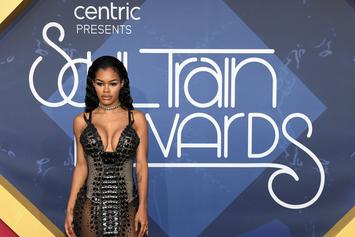 """Teyana Taylor Shares Busty """"Junie Jugzzzz"""" Throwback Picture Of Herself In Lingerie"""