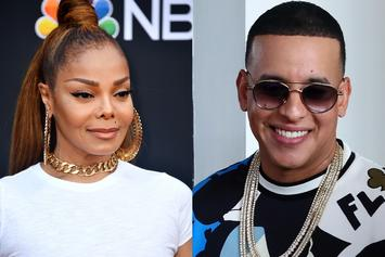 Janet Jackson & Daddy Yankee Will Release New Single & Music Video Together