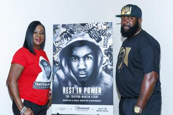 "Trayvon Martin's Parents Explain Why They Chose Jay-Z For ""Rest In Power"" Doc"