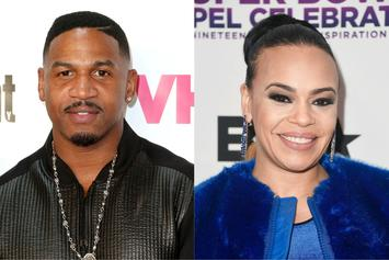 Faith Evans & Stevie J Plan Wedding Ceremony On $40 Million Luxury Yacht: Report