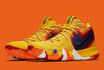 """Nike Releasing """"Uncle Drew"""" Kyrie 4 Inspired By Movie Poster"""