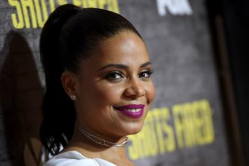 """Sanaa Lathan Shaves All Her Hair Off In New """"Nappily Ever After"""" Trailer"""