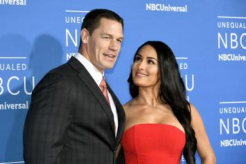 John Cena & Nikki Bella Took A Secret Summer Vacation Despite Their Break-Up