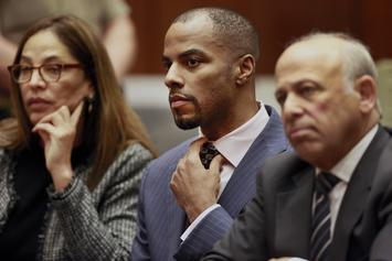 Ex-NFL Star Darren Sharper's 18-Year Sentence For Rape: Lawyer Back In Court