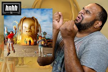 "BigQuint Fills His Soul With Harmonica On Travis Scott's ""Stop Trying To Be God"" Reaction"