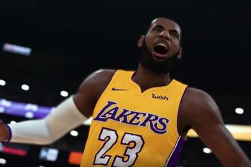 NBA 2K19 Releases First Gameplay Trailer