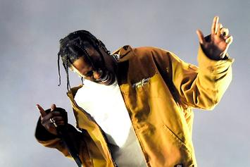 """Travis Scott's A&R Sickamore Explains The Process Of Creating """"Astroworld"""""""