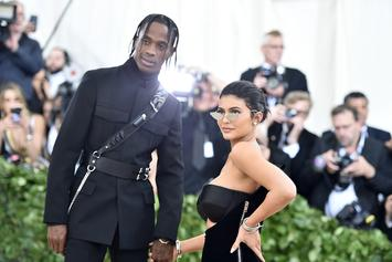 "Kylie Jenner & Travis Scott Are ""Hands-On Parents"" Despite Busy Schedules"