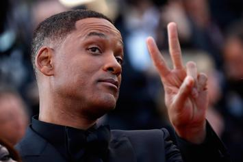"Will Smith Braves Dark & Cavernous Territory In The Name Of ""Art"""