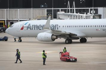 American Airlines Investigating What Appears To Be A Dead Fetus In Plane Washroom