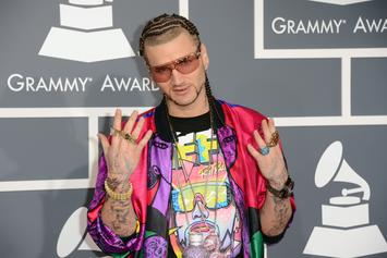 "RiFF RAFF Announces New Album ""Vanilla Gorilla"" Produced By Ronny J"