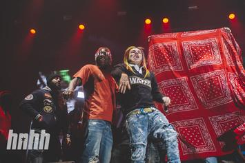 Tekashi 6ix9ine Previews New Spanish Single With Latin Artist Annuel AA