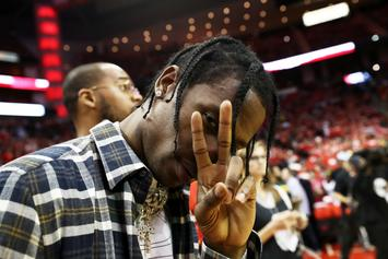 """LeBron James Says He's """"Cooking Up Something Special"""" With Travis Scott"""