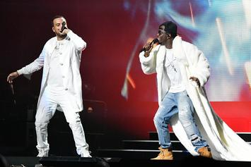 "Diddy's Advice To French Montana: ""You Don't Have To Rap, Retire In Your 40s"""
