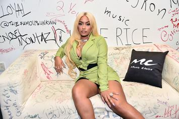 Stefflon Don Claims Foxy Brown Blocked Her Because She Paid Homage To Lil Kim