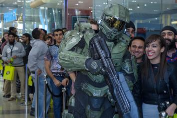 """Halo"" Live Action Series Will Feature Master Chief As A Main Character"