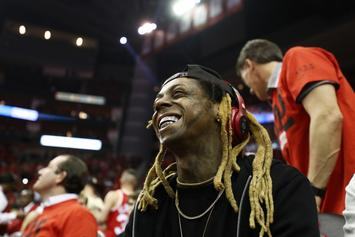 """Lil Wayne Calls Nicki Minaj's """"Queen"""" """"One Of The Best Albums Out There, Period."""""""