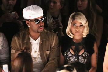 Nicki Minaj Goes Off On Safaree & His Hairline After His Twitter Rant