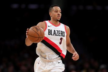 "CJ McCollum Says Super-Stars Joining The Warriors Are ""Disgusting"" To Him"