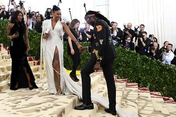 2 Chainz Rents A White Tiger For His Wedding
