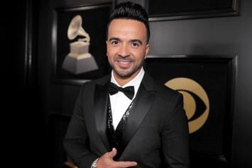 Luis Fonsi Shows Love & Support For Demi Lovato Ahead Of VMA's