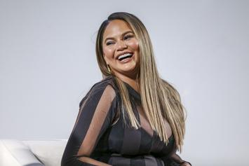 Chrissy Teigen Apologizes For Projectile Puking At Daughter's School Orientation