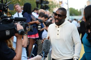 "Idris Elba Addresses James Bond Rumors During ""Yardie"" Premiere"