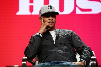 """T.I. Defends Catholic Schoolgirl Against """"Demonic Assholes"""" Who Pulled Her From Class"""