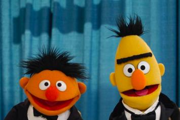 "Bert & Ernie Explain How They Met With A ""Fresh Prince of Bel-Air"" Parody"