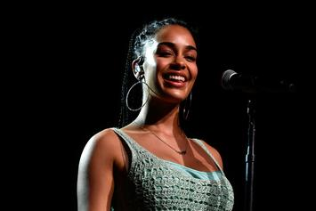 Jorja Smith Responds To Rumors Of Drake Getting Tattoo In Her Honor