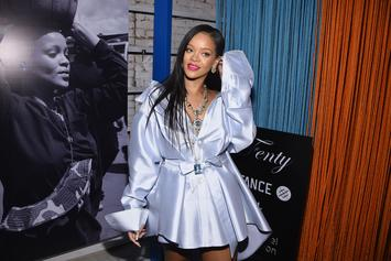 Rihanna's Savage x Fenty Lingerie Line To Show At New York Fashion Week