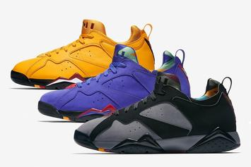 Three Air Jordan 7 Lows Releasing In September