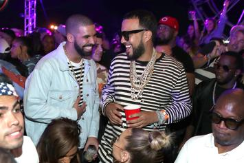 French Montana Previews New Drake Collab At New York Nightclub