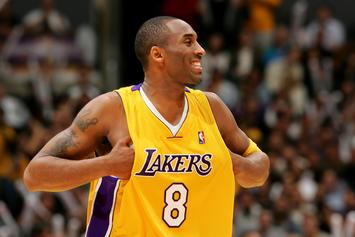 "Nike Drops New Kobe Bryant Jersey In Honor Of ""Kobe Day"""