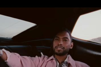 "Miguel Dials Up A Spanish Language Video For ""Banana Clip"""