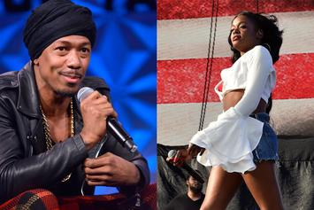 """Nick Cannon Publicly Thanks Azealia Banks For """"Great Ratings"""""""