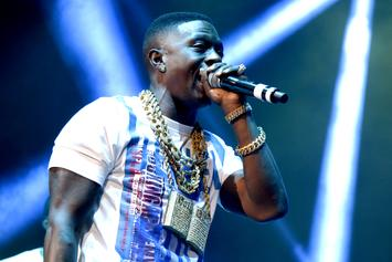 Boosie Badazz Signs 12-Year Old Rapper Lil Blurry