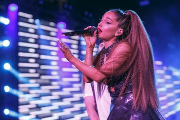 "Ariana Grande Lands Third No. 1 Album With ""Sweetener"""