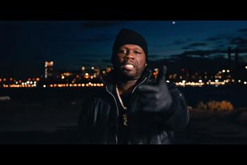 "50 Cent, Casanova, Tekashi 6ix9ine, & Uncle Murda Mob Out In ""Get The Strap"" Video"