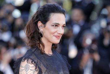 "Asia Argento Fired From ""X Factor Italy"" Amid Statutory Rape Accusations"