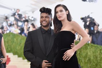 The Weeknd Rekindles With Old Flame Bella Hadid