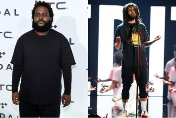 "Top Tracks: ""Tribe"" Gets Bas & J. Cole To #1"