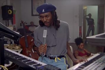 "Blood Orange Drops Off New Video For ""Saint"""