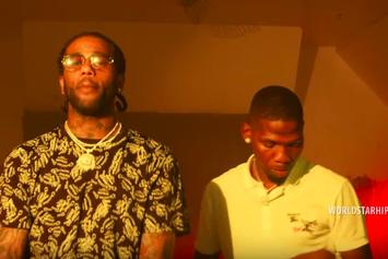 "Hoodrich Pablo Juan & Blocboy JB Team Up For Fiery New Video ""Tik Tok"""