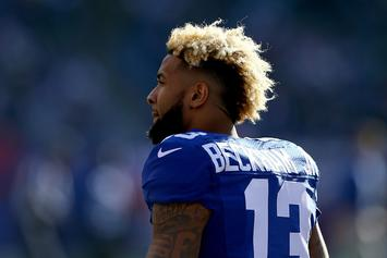 "Odell Beckham Jr. On Being A Famous Athlete: ""Feel Like A Zoo Animal"""