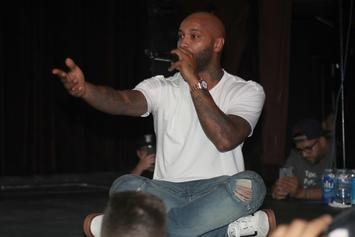 "Joe Budden Shares Release Date & Co-Hosts For ""State of the Culture"" Revolt Series"