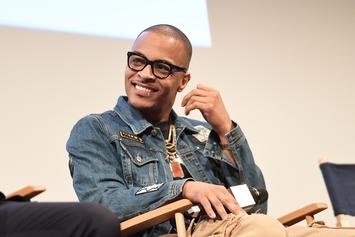 """T.I.'s Arresting Officer Wasn't A Fan: """"He Thinks His S*it Don't Stink"""""""