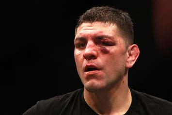 Nick Diaz' Domestic Violence Charges Dropped, According To Lawyer