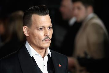 "Johnny Depp's Tupac & Biggie Murder Mystery ""City Of Lies"" Sued For $10 Million"