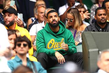 Drake Awards Fan $25,000 For Making Half-Court Shot: Watch